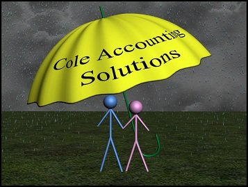 Cole Accounting Solution Logo